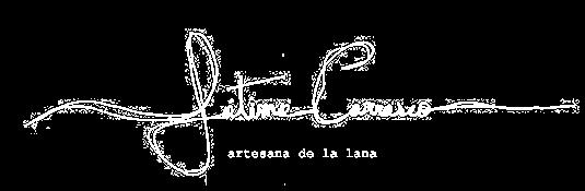 Artesana de la Lana